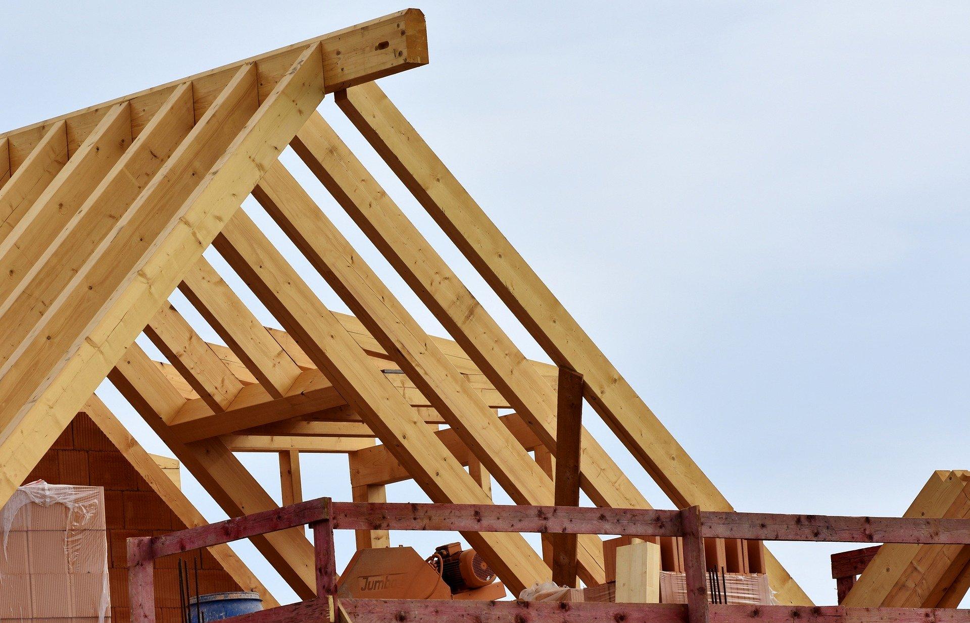 Wiązary dachowe- co należy o nich wiedzieć?
