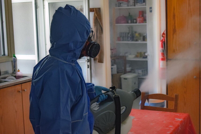 Jak długo trwa standardowe ozonowanie pomieszczeń?